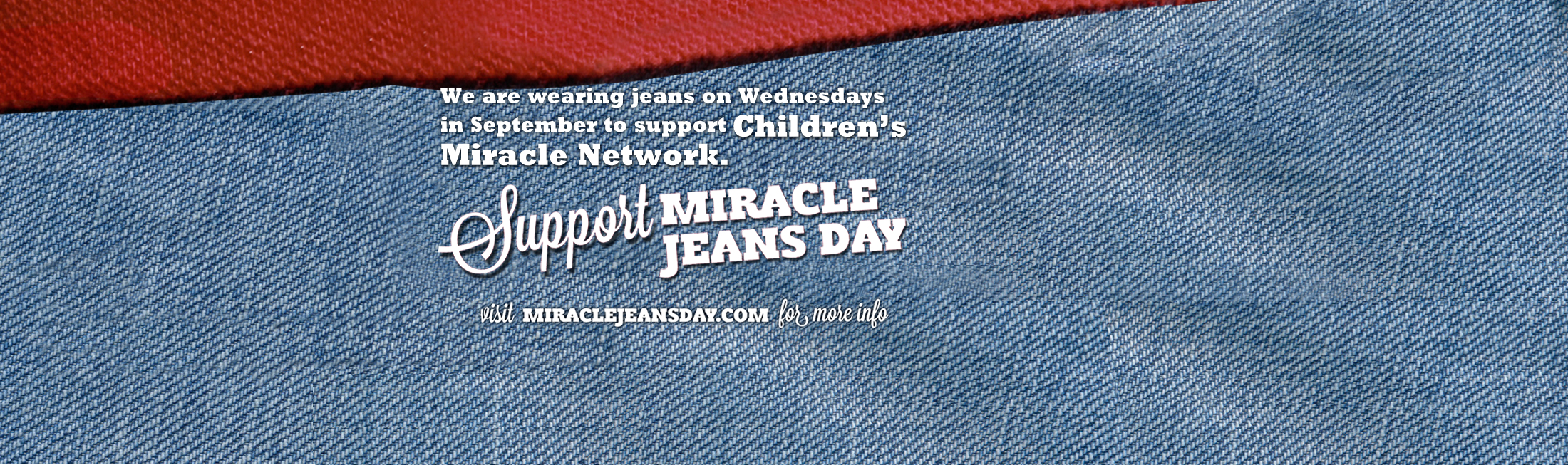 CU for Kids - Miracle Jeans